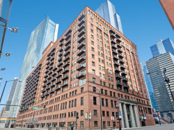Photo of 165 N Canal Street, Unit Number 1007, CHICAGO, IL 60606 (MLS # 10107647)