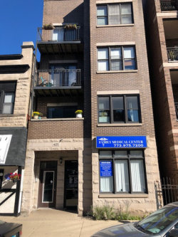 Photo of 4151 N Lincoln Avenue, Unit Number 1, CHICAGO, IL 60618 (MLS # 10108008)