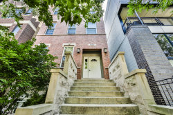 Photo of 1457 W Fry Street, Unit Number 1, CHICAGO, IL 60642 (MLS # 10127362)