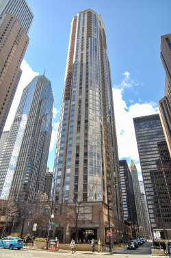 Photo of 222 N Columbus Drive, Unit Number 1805, CHICAGO, IL 60601 (MLS # 10130322)