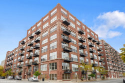 Photo of 1500 W Monroe Street, Unit Number 507, CHICAGO, IL 60607 (MLS # 10132050)