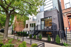 Photo of 1349 N Leavitt Street, Unit Number 1A, CHICAGO, IL 60622 (MLS # 10132926)