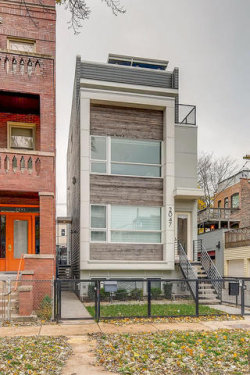 Photo of 2047 W Rice Street, Unit Number 1, CHICAGO, IL 60622 (MLS # 10134128)
