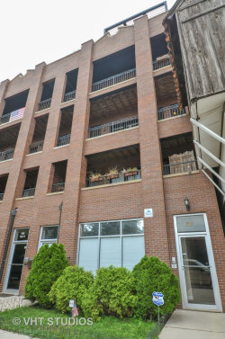 Photo of 517 N Racine Avenue, Unit Number 3, CHICAGO, IL 60642 (MLS # 10135024)