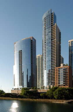 Photo of 450 E Waterside Drive, Unit Number 1304, CHICAGO, IL 60601 (MLS # 10138733)