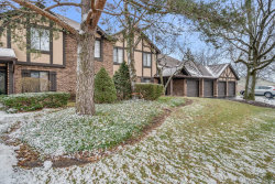 Photo of 1497 Haverhill Drive, Unit Number D, WHEATON, IL 60189 (MLS # 10149681)