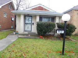 Photo of 9931 S Wallace Street, CHICAGO, IL 60628 (MLS # 10152274)