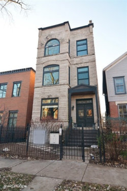 Photo of 1422 N Hoyne Avenue, Unit Number 2, CHICAGO, IL 60622 (MLS # 10153325)
