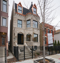 Photo of 1630 W Warren Boulevard, Unit Number 1, CHICAGO, IL 60612 (MLS # 10153385)