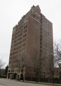 Photo of 5510 N Sheridan Road, Unit Number 8A, CHICAGO, IL 60640 (MLS # 10154151)