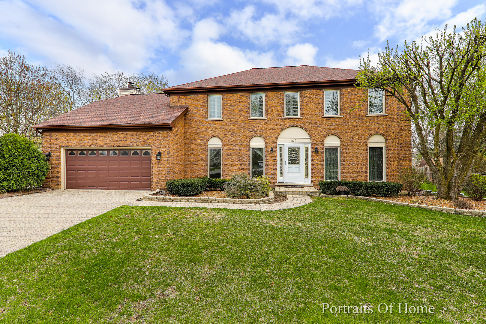 Photo for 805 Old Orchard Avenue, DOWNERS GROVE, IL 60516 (MLS # 10168697)
