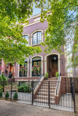 Photo of 1451 W School Street, CHICAGO, IL 60657 (MLS # 10172845)