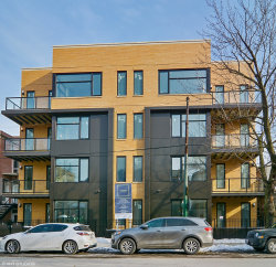 Photo of 1841 N California Avenue, Unit Number 4D, CHICAGO, IL 60647 (MLS # 10270404)