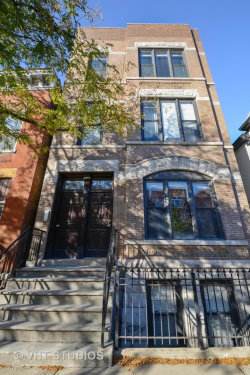 Photo of 1416 W Superior Street, Unit Number 1F, CHICAGO, IL 60642 (MLS # 10270925)