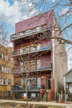 Photo of 2019 N Whipple Street, Unit Number 2, CHICAGO, IL 60647 (MLS # 10272732)