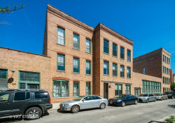 Photo of 1235 N Honore Street, Unit Number 1E, CHICAGO, IL 60622 (MLS # 10272857)