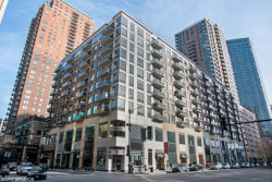 Photo of 1 E 8th Street, Unit Number 810, CHICAGO, IL 60605 (MLS # 10276134)