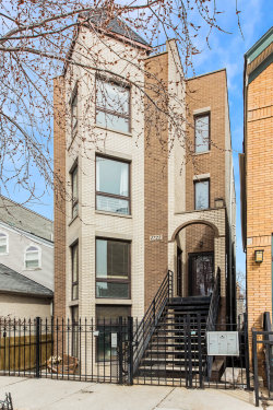 Photo of 1722 W Beach Avenue, Unit Number 2, CHICAGO, IL 60622 (MLS # 10277542)