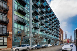 Photo of 1224 W Van Buren Street, Unit Number 418, CHICAGO, IL 60607 (MLS # 10278068)