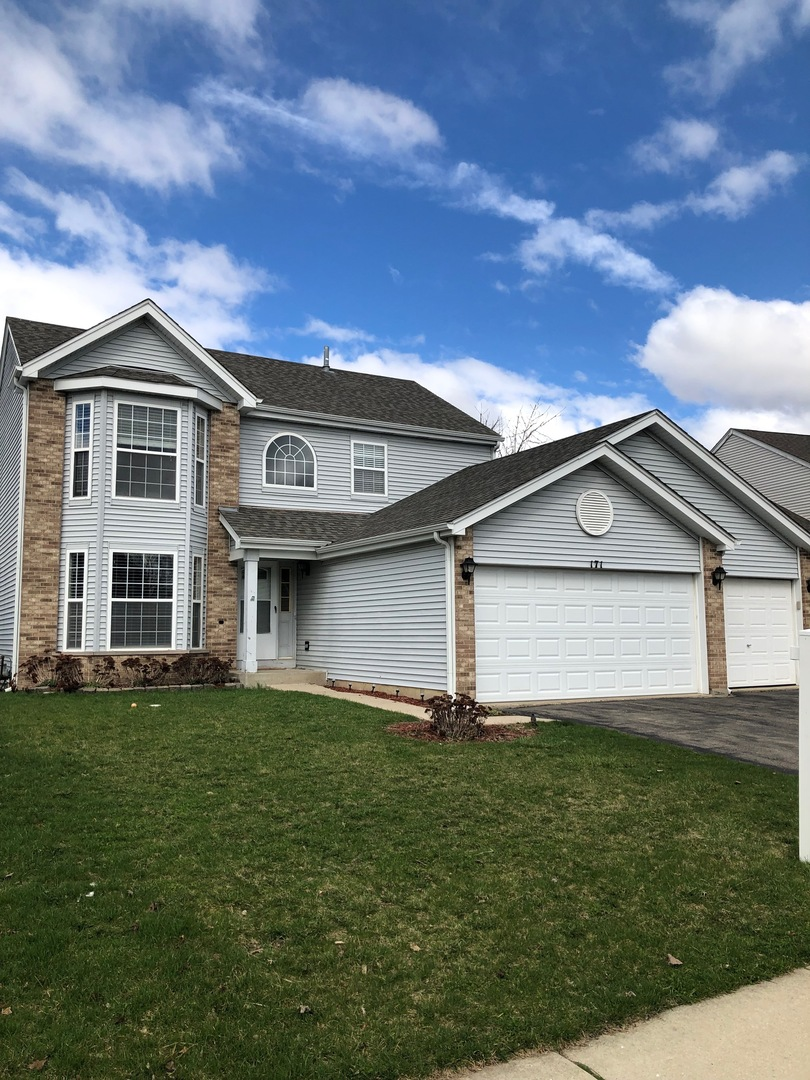 Photo for 171 Ferryville Drive, LAKE IN THE HILLS, IL 60156 (MLS # 10301203)