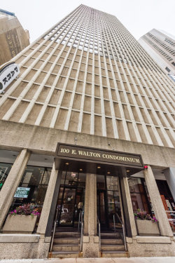 Photo of 100 E Walton Street, Unit Number 18A, CHICAGO, IL 60611 (MLS # 10309063)