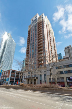 Photo of 1101 S State Street, Unit Number 1602, CHICAGO, IL 60605 (MLS # 10312384)