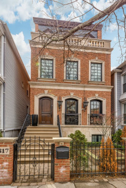 Photo of 817 W Wrightwood Avenue, CHICAGO, IL 60614 (MLS # 10315837)