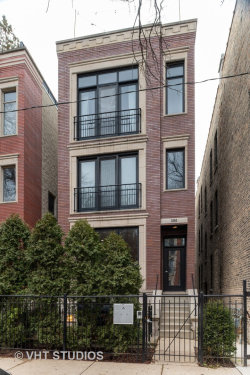 Photo of 1054 N Hermitage Avenue, Unit Number 1, CHICAGO, IL 60622 (MLS # 10353037)