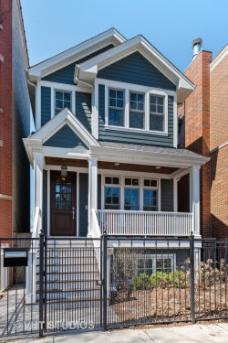 Photo of 3336 N Claremont Avenue, CHICAGO, IL 60618 (MLS # 10353312)