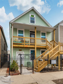 Photo of 1719 N Kimball Avenue, CHICAGO, IL 60647 (MLS # 10353653)