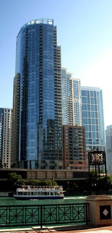 Photo of 420 E Waterside Drive, Unit Number 1210, CHICAGO, IL 60601 (MLS # 10357244)