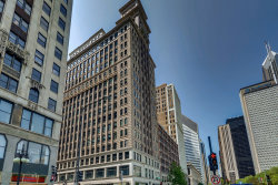 Photo of 6 N Michigan Avenue, Unit Number 1103, CHICAGO, IL 60602 (MLS # 10368905)
