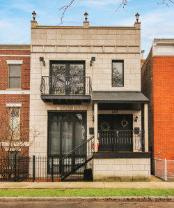 Photo of 2147 W Erie Street, Unit Number B, CHICAGO, IL 60612 (MLS # 10378508)