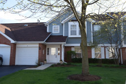 Photo of 1675 Mansfield Court, Unit Number 4, ROSELLE, IL 60172 (MLS # 10379369)