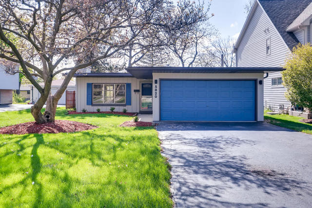 Photo for 5820 Lyman Avenue, DOWNERS GROVE, IL 60516 (MLS # 10381056)