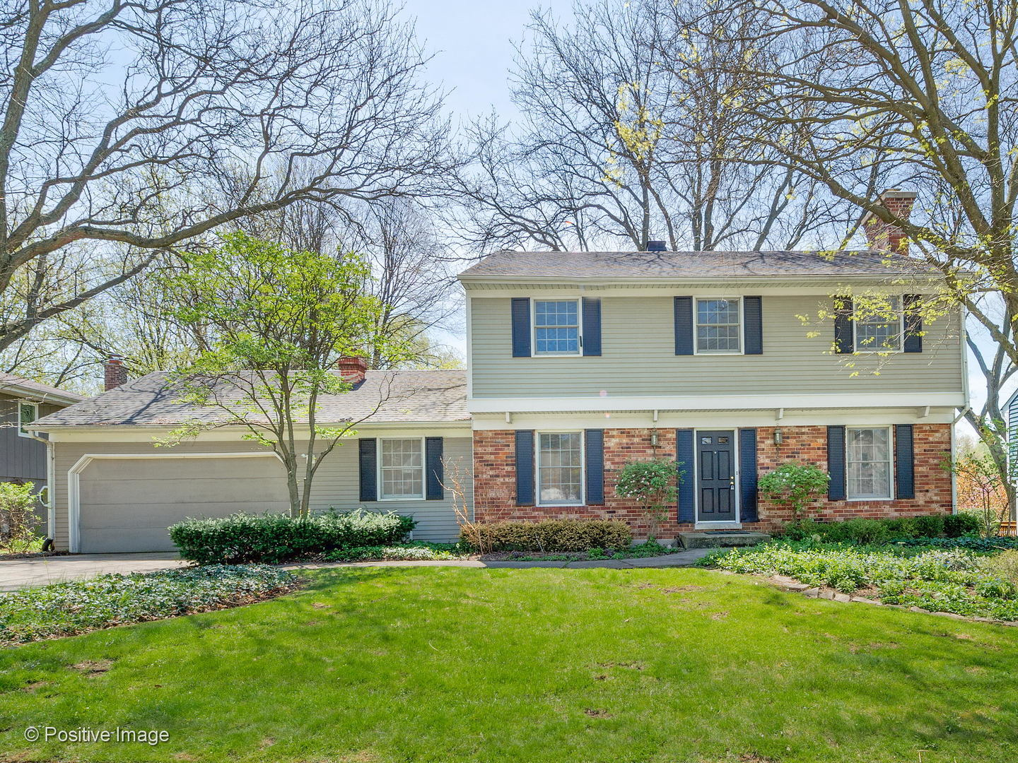 Photo for 1231 Brookside Lane, DOWNERS GROVE, IL 60515 (MLS # 10381216)