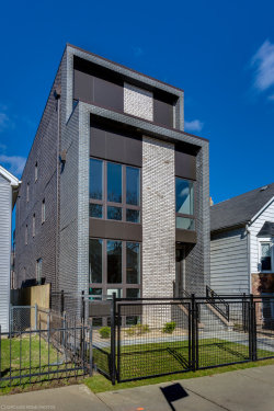 Photo of 1702 N Washtenaw Avenue, Unit Number 3, CHICAGO, IL 60647 (MLS # 10388055)