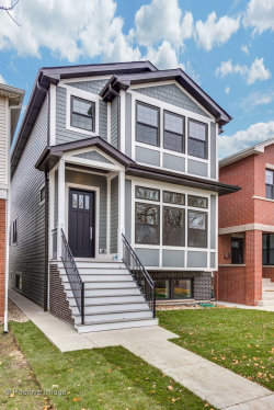 Photo of 2534 W Berteau Avenue, CHICAGO, IL 60618 (MLS # 10389531)