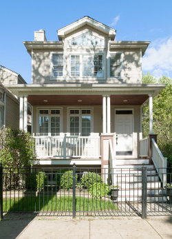Photo of 4331 N Oakley Avenue, CHICAGO, IL 60618 (MLS # 10390045)