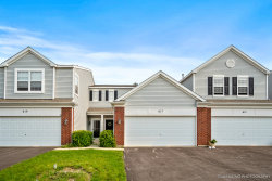 Photo of 617 Springbrook Trail N, Unit Number 617, OSWEGO, IL 60543 (MLS # 10404454)