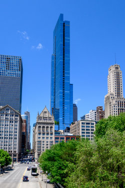 Photo of 60 E Monroe Street, Unit Number 1801, CHICAGO, IL 60603 (MLS # 10412462)