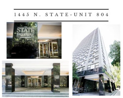 Photo of 1445 N State Parkway, Unit Number 804, CHICAGO, IL 60610 (MLS # 10446001)