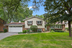 Photo of 921 E Hillside Road, NAPERVILLE, IL 60540 (MLS # 10452411)