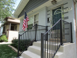 Photo of 7137 W Summerdale Avenue, CHICAGO, IL 60656 (MLS # 10456378)