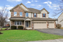 Photo of 26216 Mapleview Drive, PLAINFIELD, IL 60585 (MLS # 10472655)