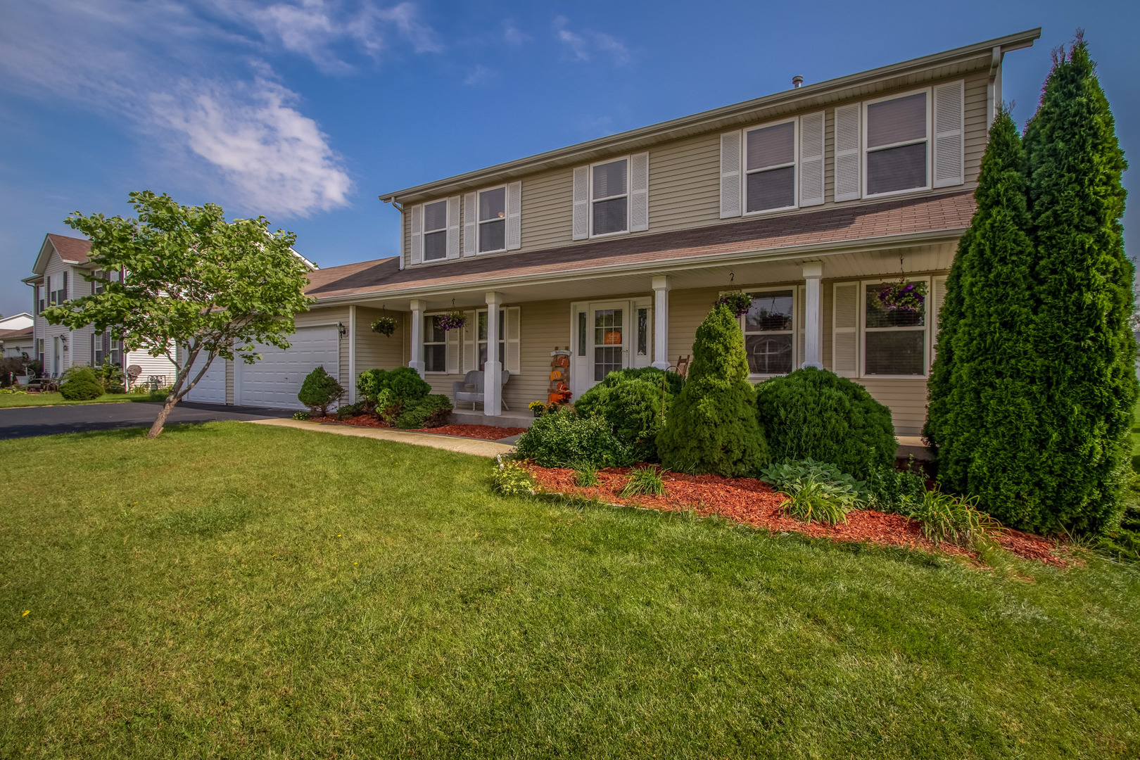 Photo for 11089 Linden Blossom Lane, Roscoe, IL 61073 (MLS # 10487255)