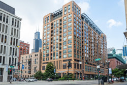 Photo of 520 S State Street, Unit Number 804, CHICAGO, IL 60605 (MLS # 10488801)