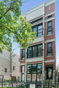 Photo of 1155 W Eddy Street, Unit Number 3, CHICAGO, IL 60657 (MLS # 10491519)