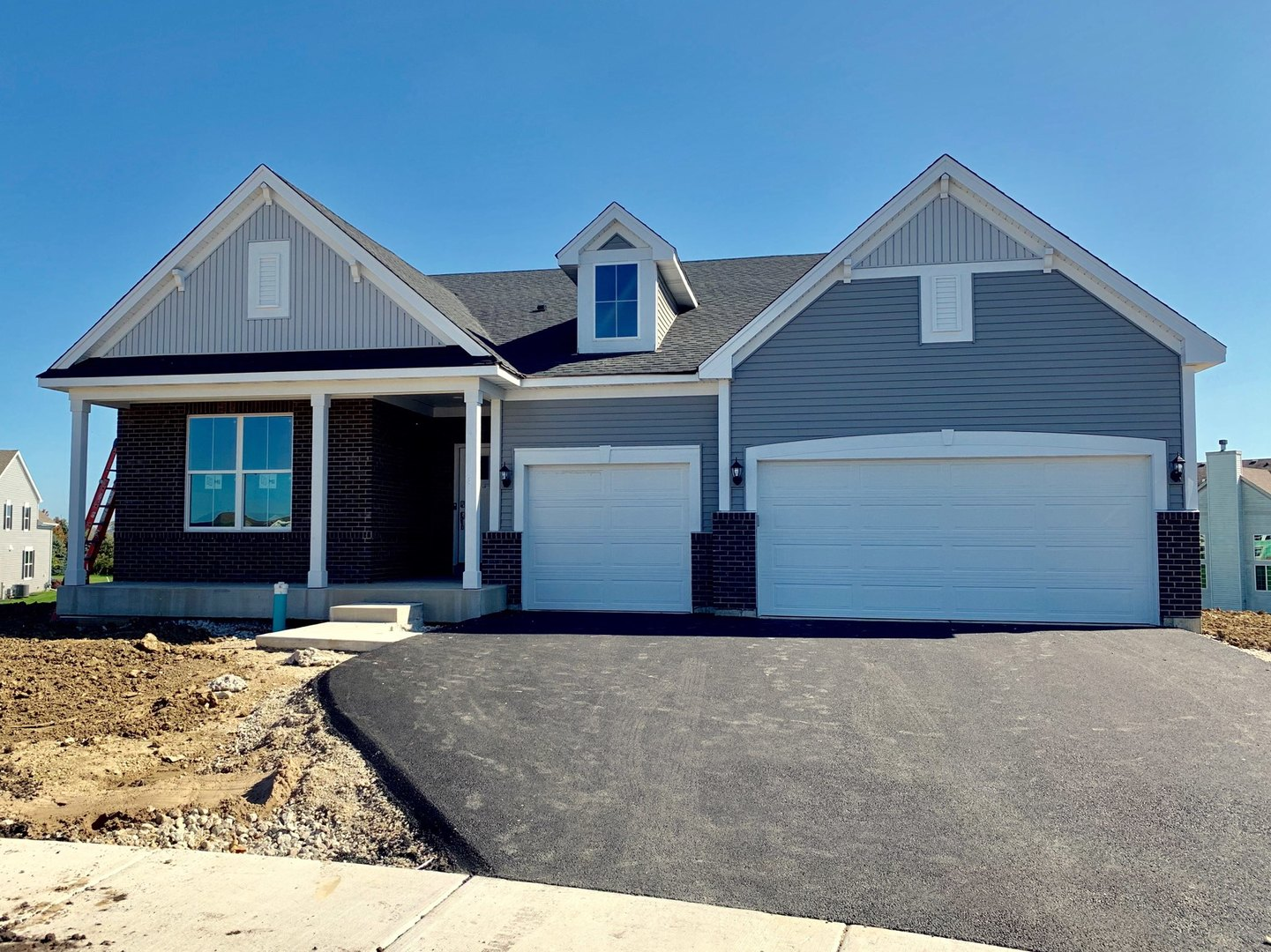 Photo for 9272 Enstrom Court, Huntley, IL 60142 (MLS # 10507074)