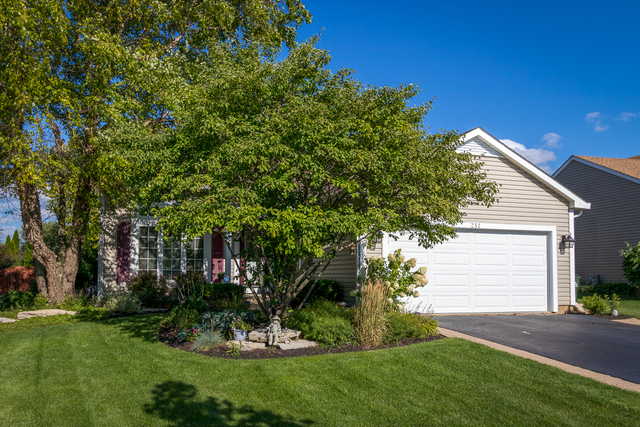 Photo for 232 Cool Stone Bend, Lake in the Hills, IL 60156 (MLS # 10509672)